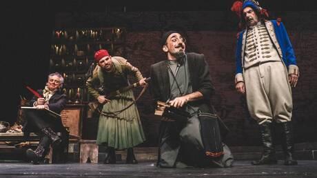 Θεσσαλονίκη: Διπλή πρεμιέρα από το ΚΘΒΕ με τον «Πουπουλένιο» και τη «Βαβυλωνία»