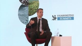Μητσοτάκης: «Δεν χρειάζεται ρωτήσουμε κανέναν για τη διασύνδεση του δικτύου μας με την Αίγυπτο»