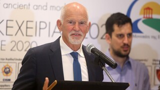Γιώργος Παπανδρέου: Από την Πόλη έρχεται και ανοίγει τα χαρτιά του