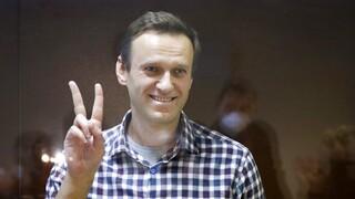 Στον Αλεξέι Ναβάλνι το Βραβείο Ζαχάροφ του Ευρωπαϊκού Κοινοβουλίου