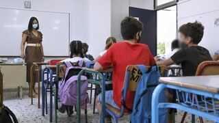 Κορωνοϊός: Αύξηση νέων κρουσμάτων και στα παιδιά - Στις 4.493 οι νέες μολύνσεις