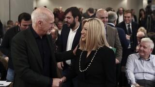 Γιώργος Παπανδρέου: Ενημέρωσε τη Γεννηματά ότι είναι υποψήφιος πρόεδρος του ΚΙΝΑΛ