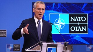 Στόλτενμπεργκ: Η Ρωσία έχει γίνει πιο καταπιεστική στο εσωτερικό και πιο επιθετική στο εξωτερικό