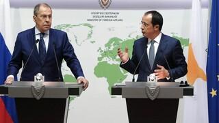 Κυπριακό: Θέση αρχών από τη Ρωσία εν όψει συνάντησης Χριστοδουλίδη - Λαβρόφ