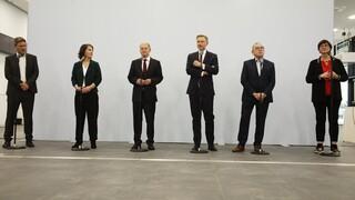 Γερμανία: Ξεκινούν επίσημα οι διαπραγμάτευσεις για τον συνασπισμό «Φανάρι»
