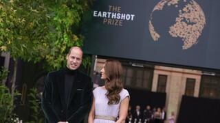 «Earthshot Prize»: Τα περιβαλλοντικά «Όσκαρ» του πρίγκιπα Ουίλιαμ έχουν τους πρώτους τους νικητές