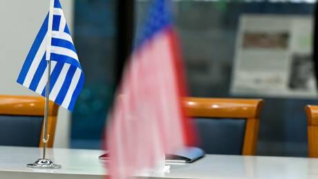 Ελληνοαμερικανική συμφωνία: Αντιπαράθεση μεταξύ Γεωργιάδη - Ζαχαριάδη
