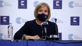 Γκάγκα: Έχουμε δύσκολο χειμώνα μπροστά μας - Πιθανώς θα κάνουμε όλοι τρίτη δόση προληπτικά
