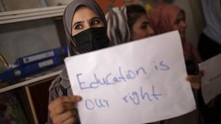 Αφγανιστάν: Οι Ταλιμπάν επιτέθηκαν σε δημοσιογράφους για να μην καλύψουν γυναικεία διαδήλωση