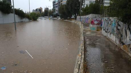 Στυλιανίδης για κακοκαιρία: Προβλέψεις για 300 νεκρούς στη Αθήνα - Γι΄αυτό κλείσαμε τον Κηφισό