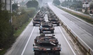 28η Οκτωβρίου: Η εντυπωσιακή πρόβα της στρατιωτικής παρέλασης στη Θεσσαλονίκη