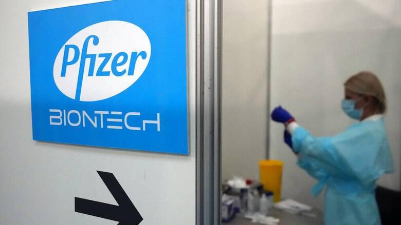 Κορωνοϊός: Πόσο αποτελεσματική είναι μία αναμνηστική δόση του εμβολίου Pfizer/BioNTech