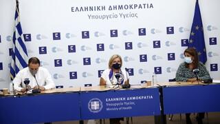 Κορωνοϊός: Συναγερμός για πάνω από 200 εισαγωγές ανά ημέρα - Ανησυχία για Β. Ελλάδα και Πελοπόννησο