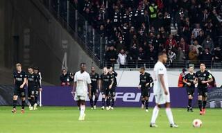 Άιντραχτ Φρανκφούρτης-Ολυμπιακός 3-1: Πλήρωσε τα λάθη στην άμυνα