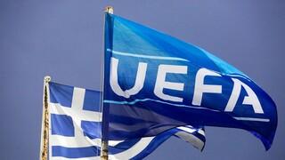 UEFA Ranking: Μια «ανάσα» από την 15η θέση η Ελλάδα και το έξτρα ευρωπαϊκό εισιτήριο