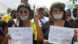 Ονδούρα: 92 δημοσιογράφοι δολοφονήθηκαν μέσα σε 20 χρόνια