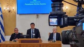 Κικίλιας από Ρόδο: Στόχος μας να μετατραπεί η Ελλάδα τουριστικός προορισμός 12 μηνών