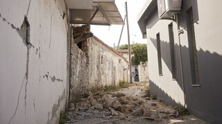 Σεισμός Κρήτη: Τριπλό χτύπημα του Εγκέλαδου μέσα σε λίγα λεπτά αναστάτωσε τους κατοίκους