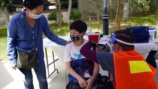 FDA για εμβολιασμό παιδιών 5-11 ετών: Τα οφέλη υπερέχουν των κινδύνων