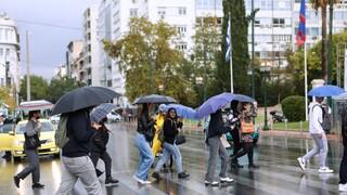 Αλλάζει το σκηνικό του καιρού: Βροχές, καταιγίδες και βοριάδες από την Κυριακή