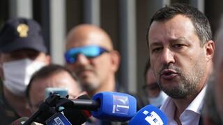Ιταλία: Δικάζεται ο Σαλβίνι για το μπλόκο στον ελλιμενισμό πλοίου με μετανάστες