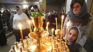 Κορωνοϊός - Ρωσία: Υπέρ του υποχρεωτικού εμβολιασμού των κληρικών σημαίνων μητροπολίτης