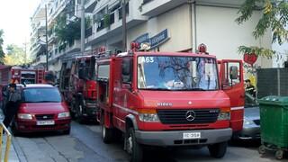 Φωτιά σε σούπερ μάρκετ στο Βύρωνα - Τέθηκε υπό έλεγχο