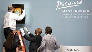 ΗΠΑ: Πάνω από 108 εκατ. δολάρια σε δημοπρασία για 11 έργα του Πάμπλο Πικάσο