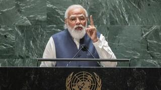 COP26: Παρών στη Σύνοδο για το Κλίμα ο πρωθυπουργός της Ινδίας, Ναρέντρα Μόντι