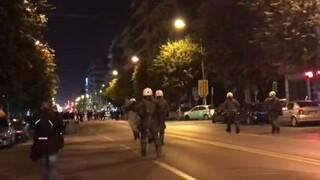 Επεισόδια στη Θεσσαλονίκη - Καλαφάτης: Δεν θα διασαλεύσουν το ιερό πνεύμα των ημερών