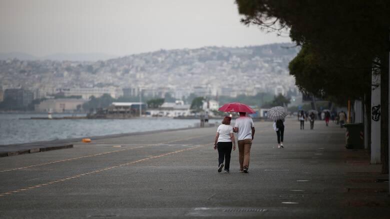 Καιρός: Βροχερό το σκηνικό τη Δευτέρα - Πού θα είναι εντονότερα τα φαινόμενα