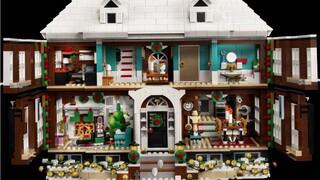 «Μόνος στο σπίτι»: Η Lego μόλις έφτιαξε το πιο εντυπωσιακό της παιχνίδι (pics)