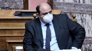 Τριαντόπουλος: 37,1 εκατ. στους πυρόπληκτους - Έρχεται έκτακτη ενίσχυση σε Δήμους