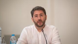 Ανδρουλάκης: Η Φώφη Γεννηματά πέρασε στην Ιστορία αφήνοντας πίσω της σπουδαία παρακαταθήκη