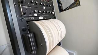 Σεισμός 2,9 βαθμών Ρίχτερ έγινε αισθητός στην Αθήνα