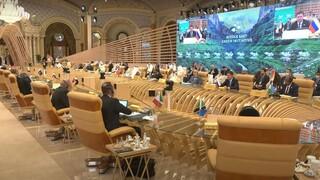 Ομιλία του πρωθυπουργού στο φόρουμ «Middle East Green Summit» στη Σαουδική Αραβία