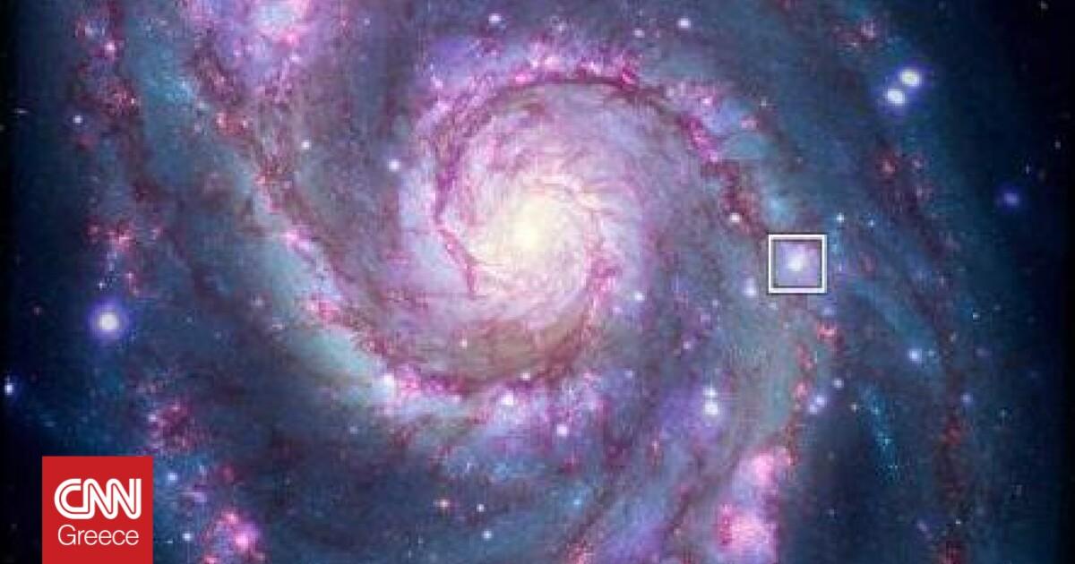 Σημάδια του πρώτου πλανήτη έξω από τον γαλαξία μας ανακάλυψαν οι επιστήμονες - CNN Greece