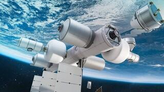 Ο Τζεφ Μπέζος αποκάλυψε τα σχέδιά του για το πρώτο ιδιωτικό τουριστικό πάρκο στο διάστημα