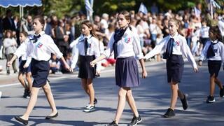 28η Οκτωβρίου: Τροποποίηση των μαθητικών παρελάσεων στο νομό Σερρών