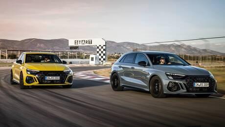 To νέο Audi RS 3 είναι πιο σπορ από ποτέ