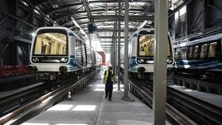 Θεσσαλονίκη - Μετρό: Μέχρι τον Ιανουάριο του 2022 θα είναι στη θέση τους και οι 18 συρμοί