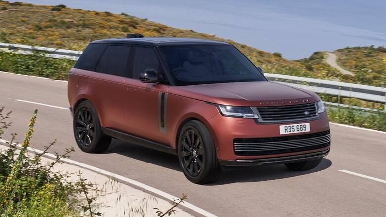 Το καινούργιο Range Rover διεκδικεί εκ νέου το θρόνο των SUV πολυτελείας