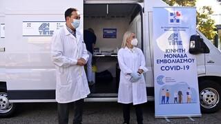 Παυλάκης: Καλό σενάριο η πανδημία να διαρκέσει έως το 2022 – Δεν αρκούν τα εμβόλια